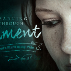 Learning Through Lament: When God's Plans Bring Pain