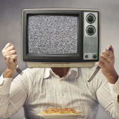 Food for Thought: Think You Don't Need to Think About Your Entertainment Diet? Think Again